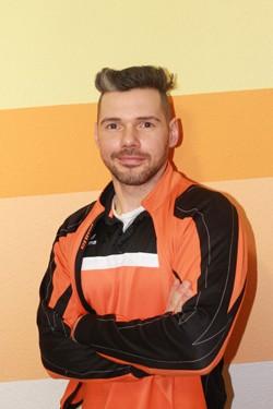 Benjamin Ruf - Sport- und Fitnesskaufmann, Fitnesstrainer, Myline Trainer, Manager Aktiv & Gesund